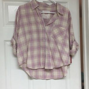 NWT Mossimo Supply Co Flannel
